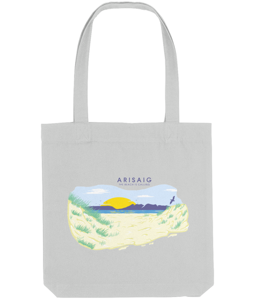Arisaig Tote Bag in Grey