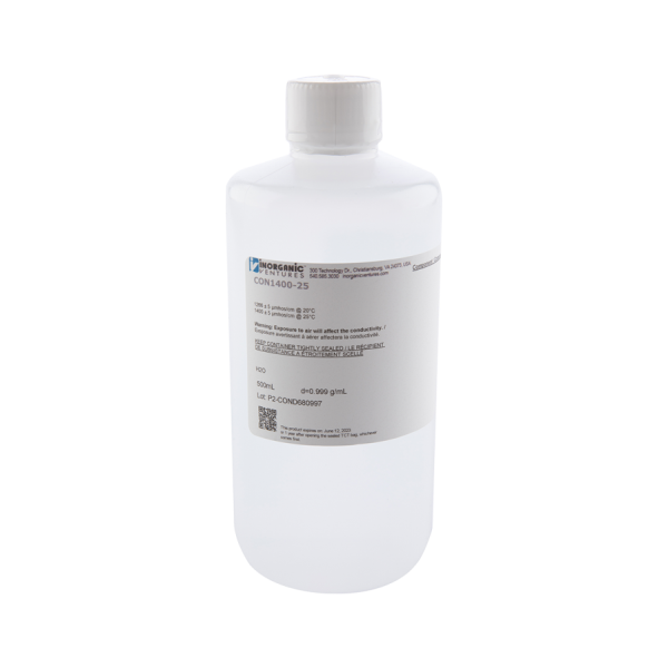 1400 CONDUCTIVITY, 500mL