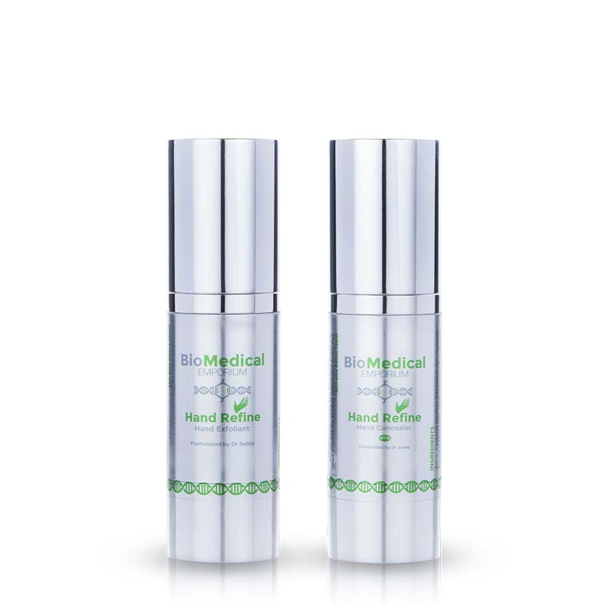 Hand Refine Peel Set | 2x 30ml