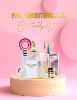 Eyelash Extension Kit Essentials