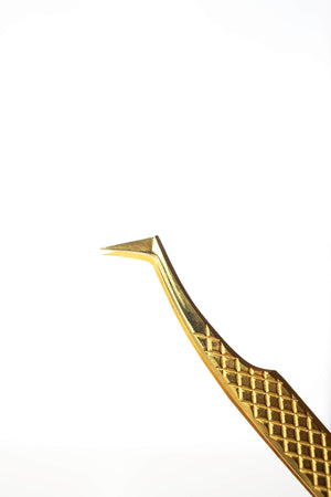 Diamond Volume Tweezer