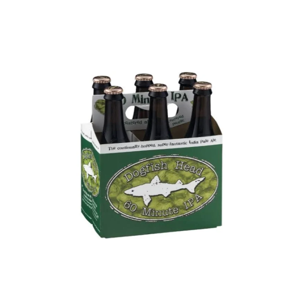 60 Minute Ipa - 6 / 12 Oz Btl Alcohol