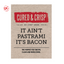Bacon It Aint Pastrami - 8 Oz Bag Refrigerated Grocery