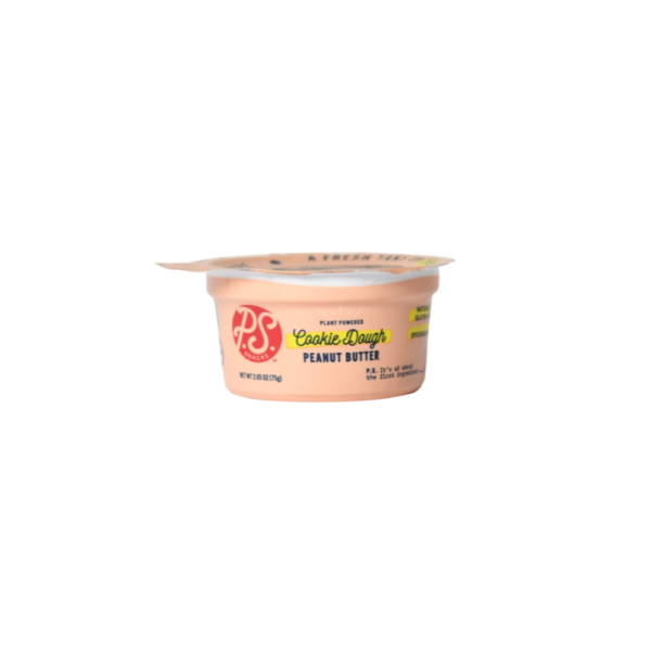 Cookie Dough Peanut Butter - 2.65 Oz Ea Frozen