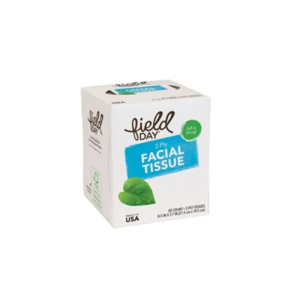 Facial Tissue - 85 Ct Box (Donation) Donations