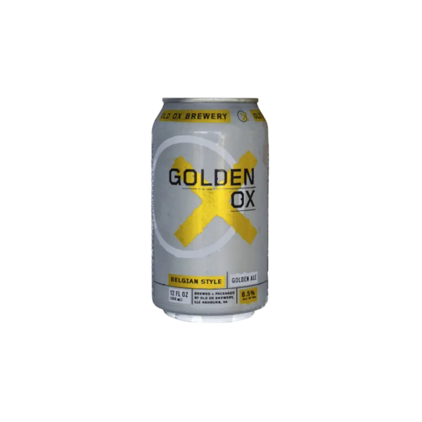 Golden Ox - 6 / 12 Oz Can Alcohol