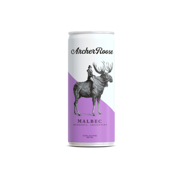 Malbec - 4 / 250 Ml Can Alcohol