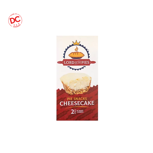 Pie Snacks Cheesecake - 1.5 Oz Bag Refrigerated Grocery