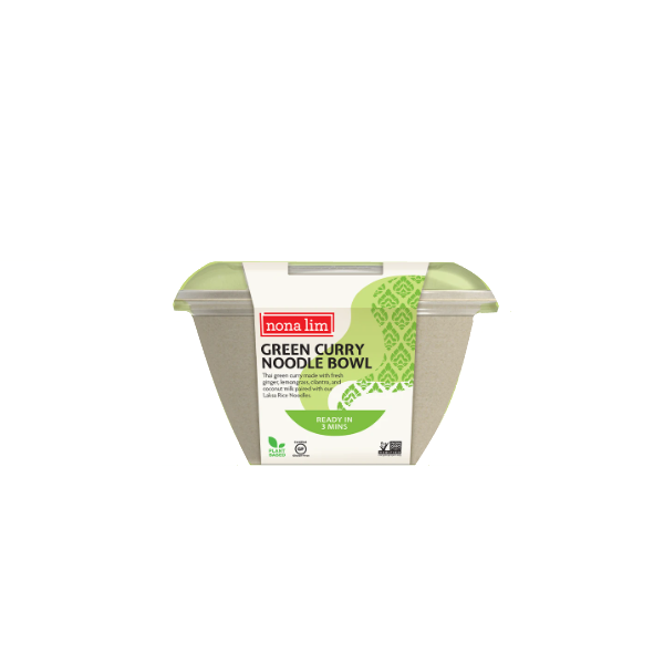 Green Curry Noodle Bowl - 14.5 Oz Ctn