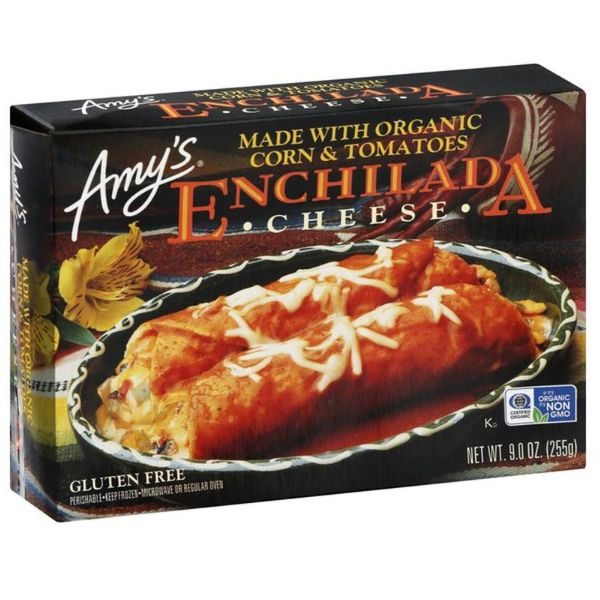 Cheese Enchilada - 9 Oz Ea