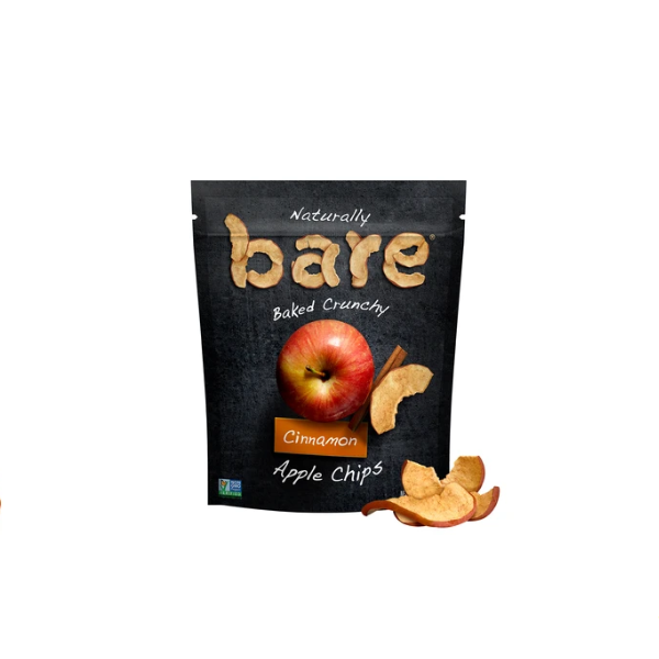 Apple Chips, Cinnamon - 1.4 Oz Bag
