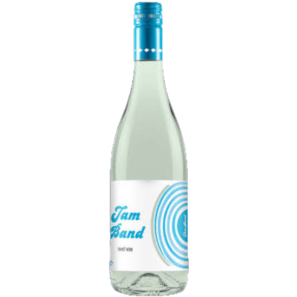 Jam Band Sweet White Wine - 750 ML Btl
