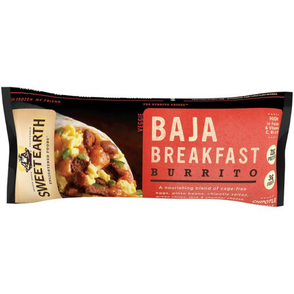 Burrito, Breakfast Baja - 7 Oz