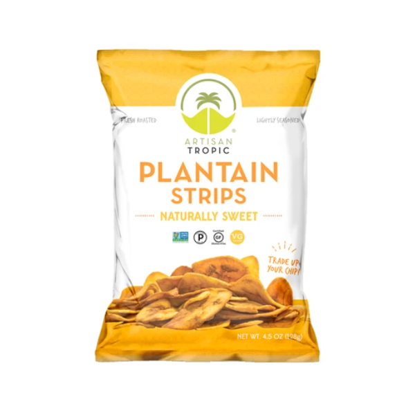 Plantain, Sweet - 4.5 Oz Bag