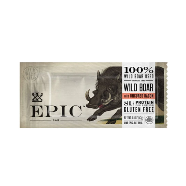 Bar, Wild Boar - 1.5 Oz Bar