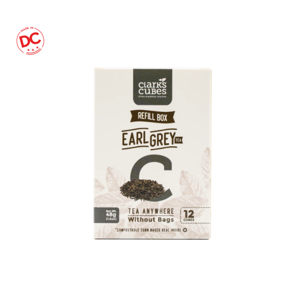 Refill Box Earl Grey - 12 Ct Shelf Stable Grocery