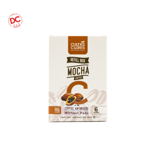 Refill Box Mocha Coffee - 6 Ct Shelf Stable Grocery