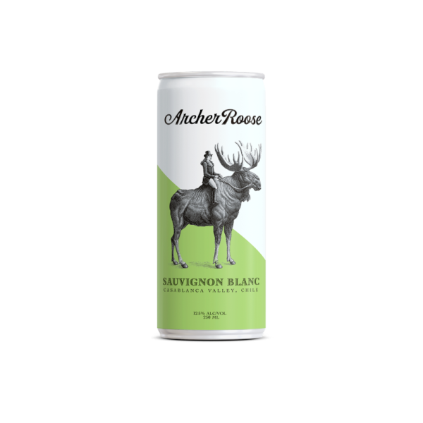 Sauvignon Blanc - 4 / 250 Ml Can Alcohol