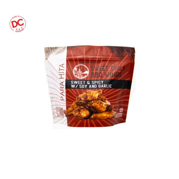 Wings Sweet Chili Bbq - 1 Lb Frozen
