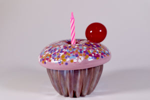 Flowers - Cup Cake's & Paperweight's