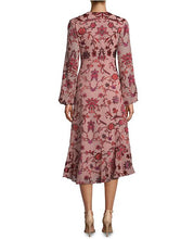Load image into Gallery viewer, Floral Midi Dress