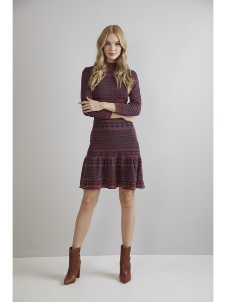 ETTA KNIT DRESS