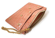 Load image into Gallery viewer, Golden Bee Wristlet