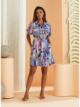 Load image into Gallery viewer, Kali Shirt Dress
