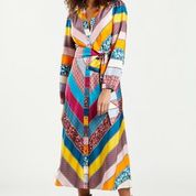 LILLIAN SHIRT DRESS