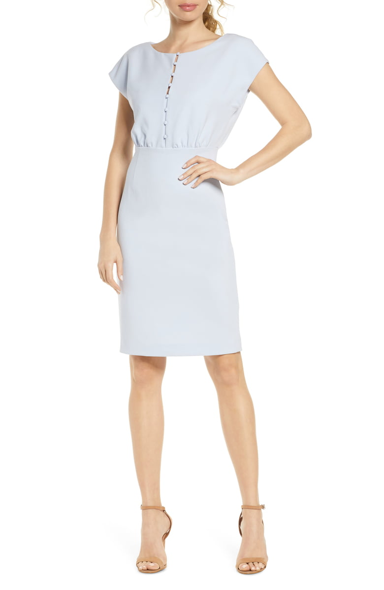 Boh Whisper Sheath Dress