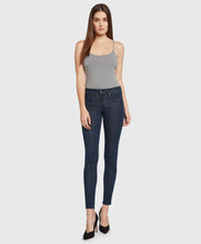 Load image into Gallery viewer, Mid-Rise Skinny - Dark Wash