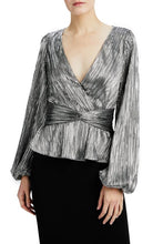 Load image into Gallery viewer, Metallic Blouse