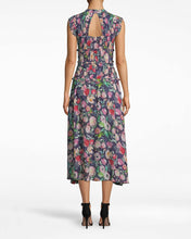 Load image into Gallery viewer, Smocked Midi Dress
