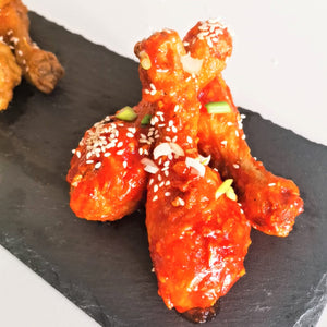 Spicy Korean Fried Chiken (#KFC #양념치킨)