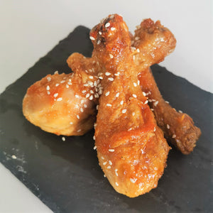 Honey Butter Korean Fried Chicken (#허니버터치킨)