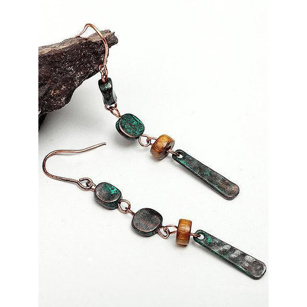 Original Design Boho Style Drop Earrings