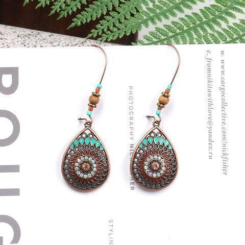 Alloy Casual Earrings