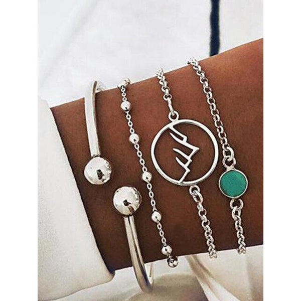 Fashion Personality Multi-layer Bracelets