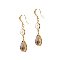 Handmade Womens Earrings Elegant Alloy Vintage Earrings