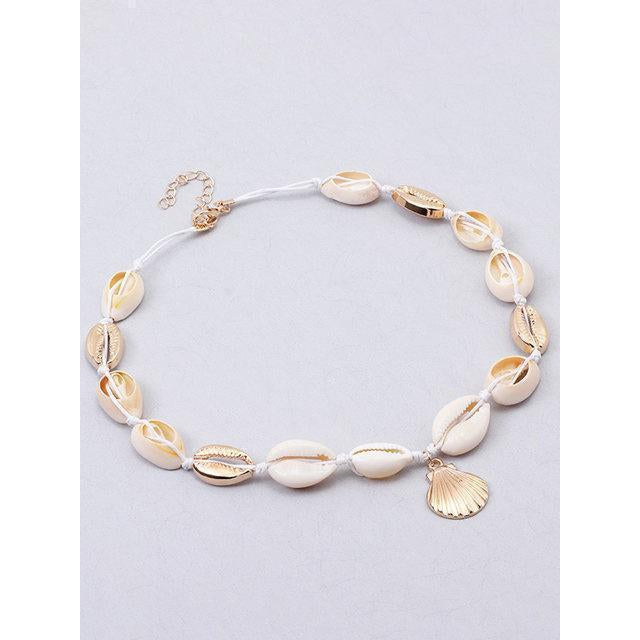 Conch Shell Adjustable Personality Necklaces
