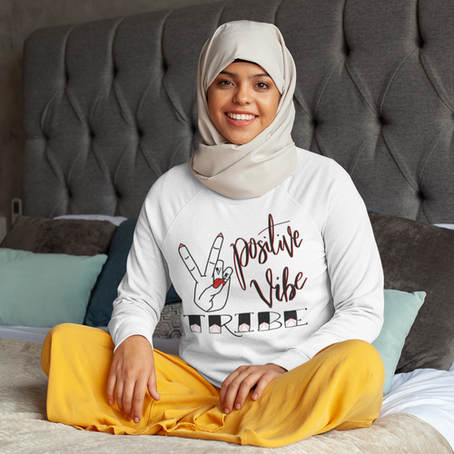 Positive Vibe Tribe Sweatshirt