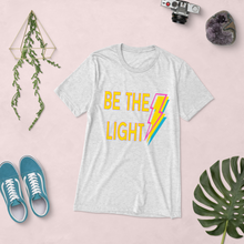 Load image into Gallery viewer, Be The Light Tee