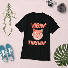 Load image into Gallery viewer, Vibin' Thrivin' Tiger T-Shirt
