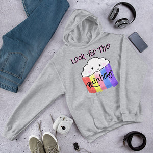 Look For The Rainbows Hoodie