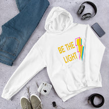Load image into Gallery viewer, Be The Light Hoodie