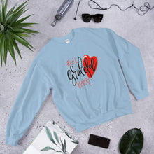 Load image into Gallery viewer, Full Grateful Heart Sweatshirt