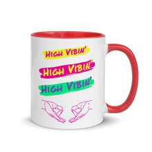 Load image into Gallery viewer, High Vibin'. Coffee Mug