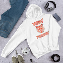 Load image into Gallery viewer, Vibin Thrivin Hoodie