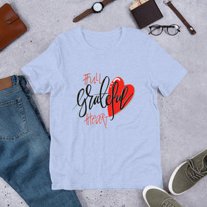 Full Grateful Heart T-Shirt