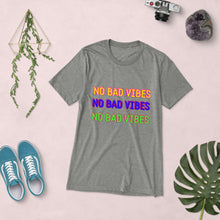 Load image into Gallery viewer, No Bad Vibes T-Shirt